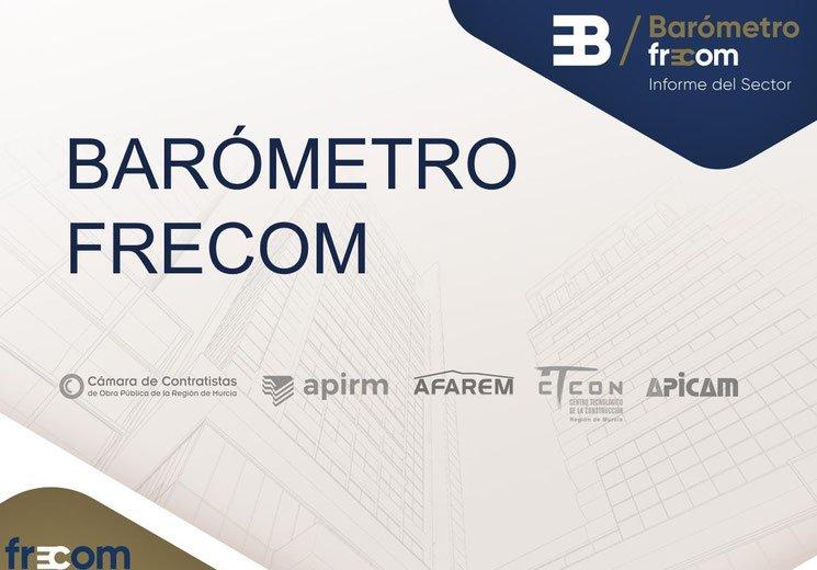 La construcción reúne todas las estadísticas clavas del sector en el primer Barómetro FRECOM 1 FRECOM