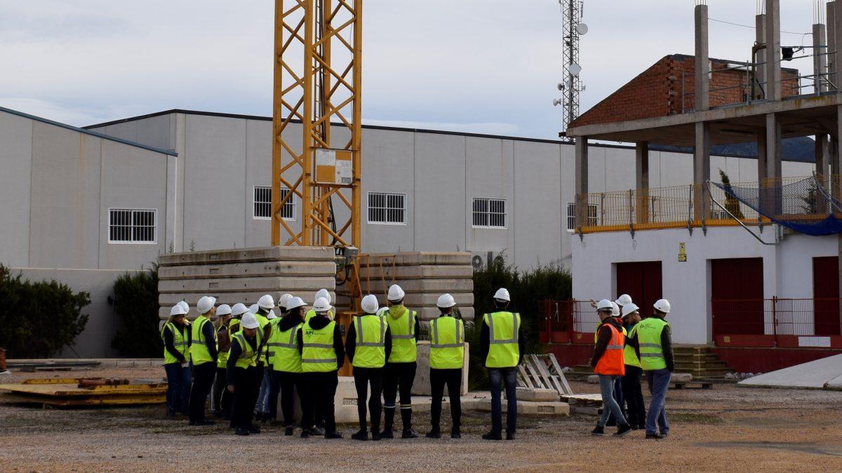 Alhama de Murcia acoge la última jornada de expertos en prevención de riesgos laborales en el sector de la Construcción 2 FRECOM