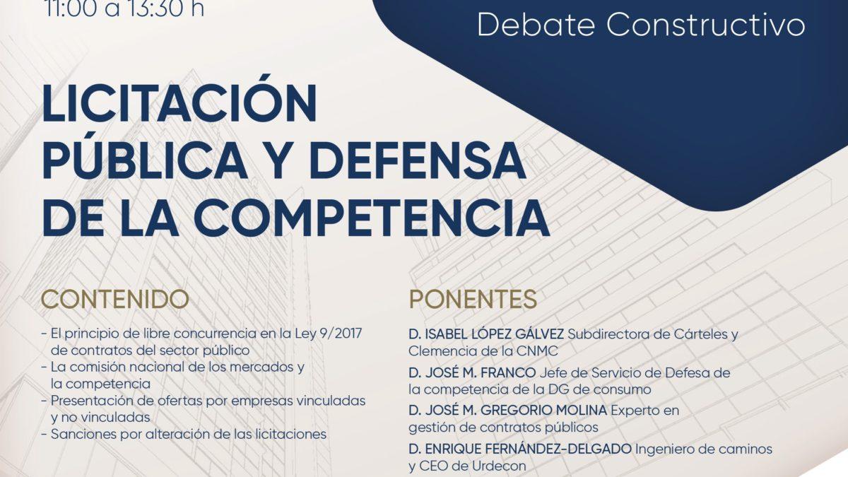 Diálogos FRECOM licitación pública y defensa de la competencia 2 FRECOM