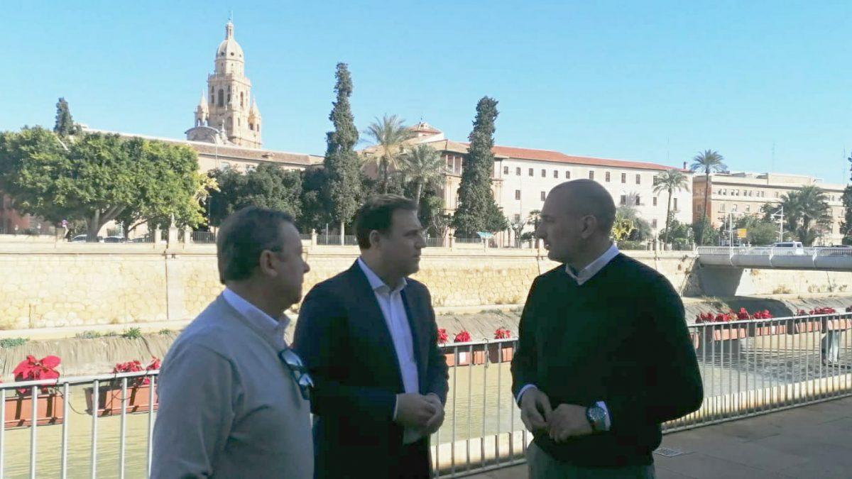 FRECOM traslada al Ayuntamiento de Murcia la necesidad del sector de contar con más profesionales y más cualificados 2 FRECOM