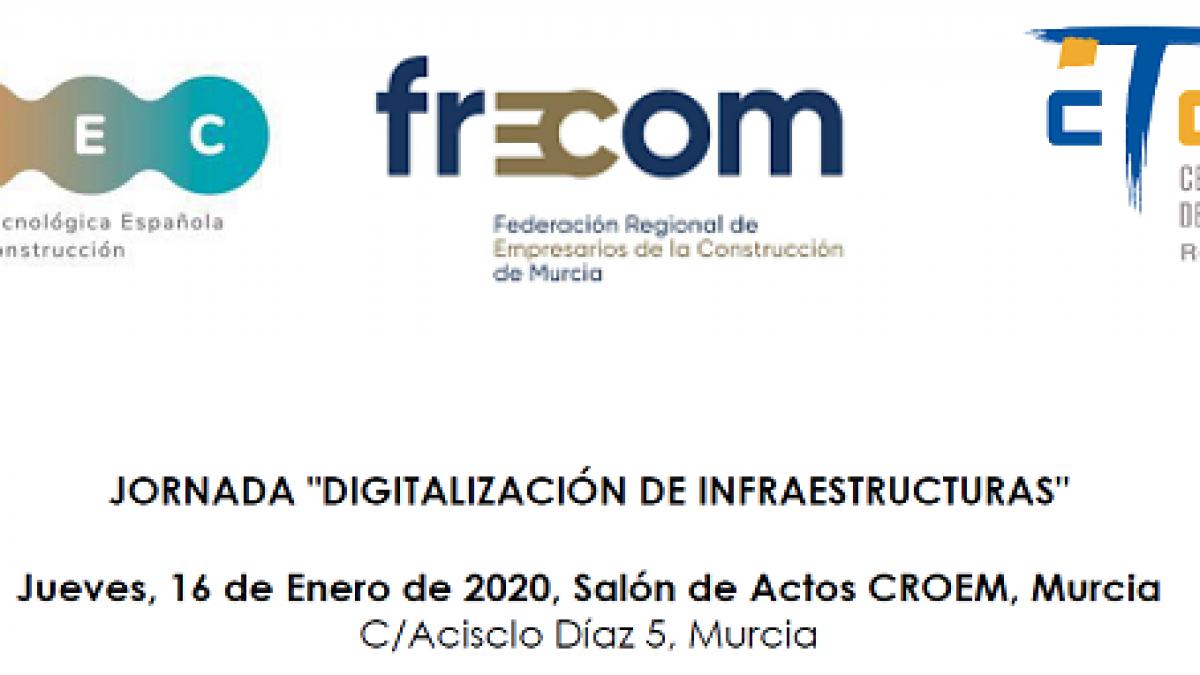 Primeras jornadas nacionales de Digitalización de Infraestructuras 2 FRECOM