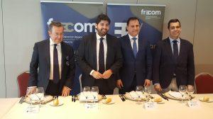 FRECOM urge a López Miras a activar la planificación urbanística para generar empleo y evitar que las empresas murcianas se vayan a invertir a otras comunidades 6 FRECOM