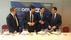 FRECOM urge a López Miras a activar la planificación urbanística para generar empleo y evitar que las empresas murcianas se vayan a invertir a otras comunidades 5 FRECOM
