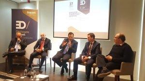 'Diálogos FRECOM' trata la financiación tradicional y las nuevas alternativas como los avales y los préstamos a través de plataformas digitales 2 FRECOM