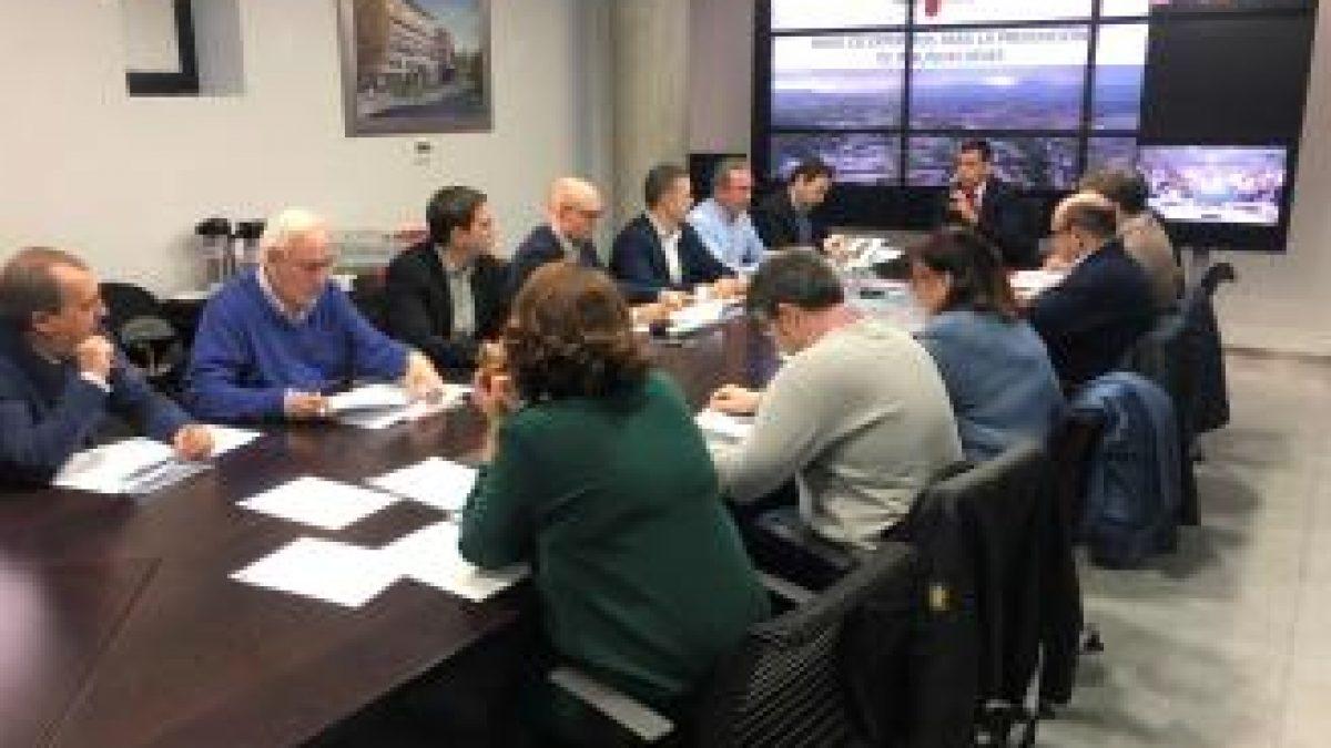 FRECOM participa hoy en la reunión del 'Panel de Expertos para la prevención de inundaciones en la Región de Murcia' 2 FRECOM
