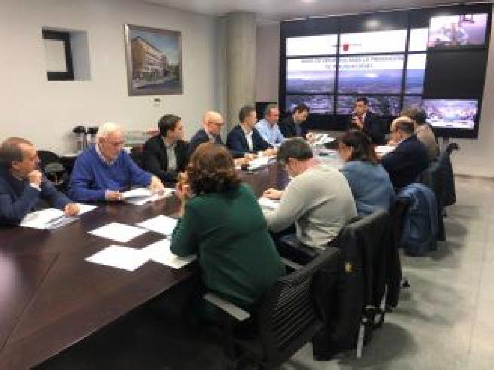 FRECOM participa hoy en la reunión del 'Panel de Expertos para la prevención de inundaciones en la Región de Murcia' 8 FRECOM