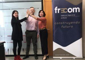 Un total de 231 mujeres se incorporaron en 2019 al sector de la Construcción en la Región de Murcia 2 FRECOM