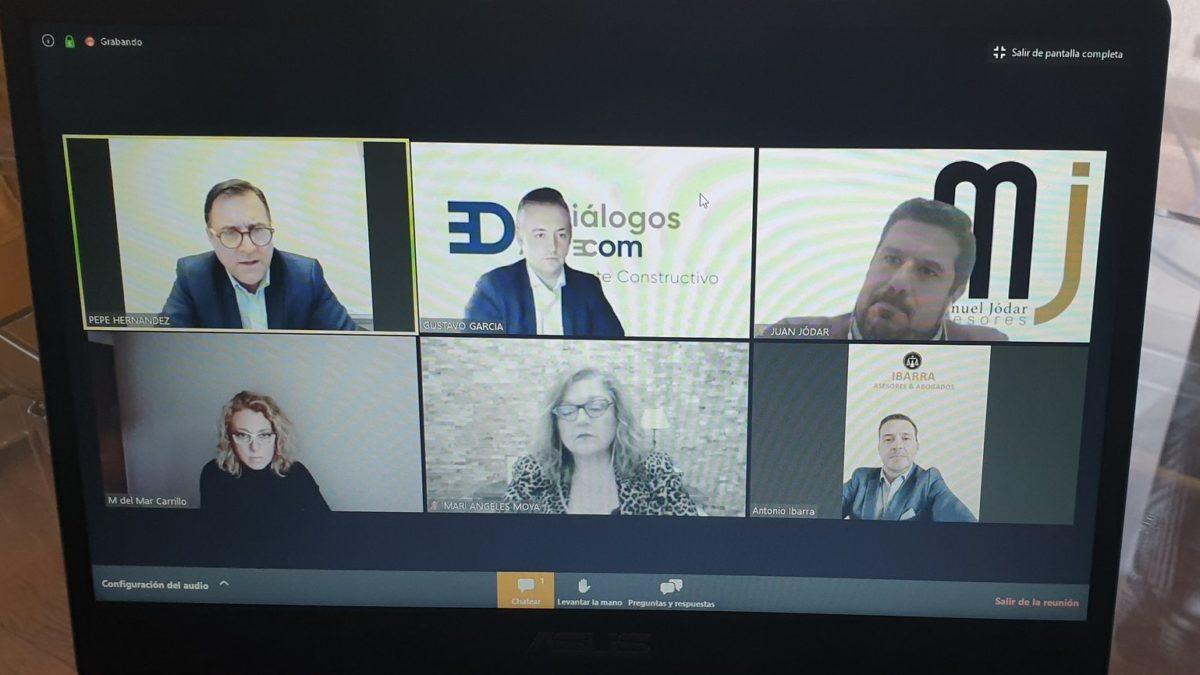 'Diálogos FRECOM' celebra una sesión especial COVID-19 2 FRECOM