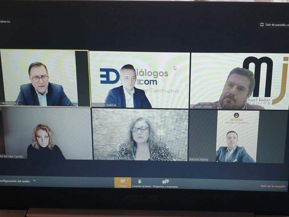 'Diálogos FRECOM' celebra una sesión especial COVID-19 8 FRECOM