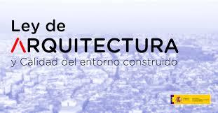 El Ministerio de Transportes, Movilidad y Agenda Urbana inicia el trámite de consulta pública sobre la redacción del anteproyecto de Ley de Arquitectura y Calidad del Entorno Construido 2 FRECOM