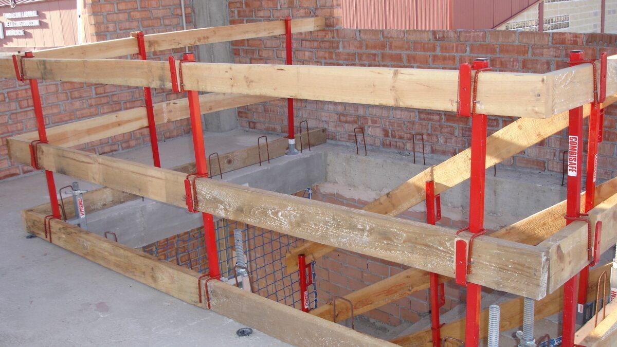 ¿Conoces los requisitos que deben cumplir los sistemas de protección colectiva en obras de construcción? 2 FRECOM