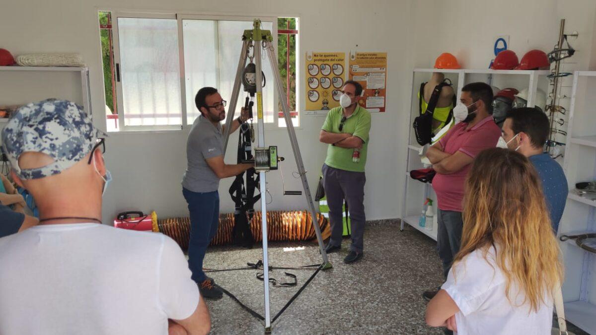 La Fundación Laboral de la Construcción de Murcia retoma sus jornadas técnicas sobre prevención de riesgos laborales en acciones específicas del sector 2 FRECOM