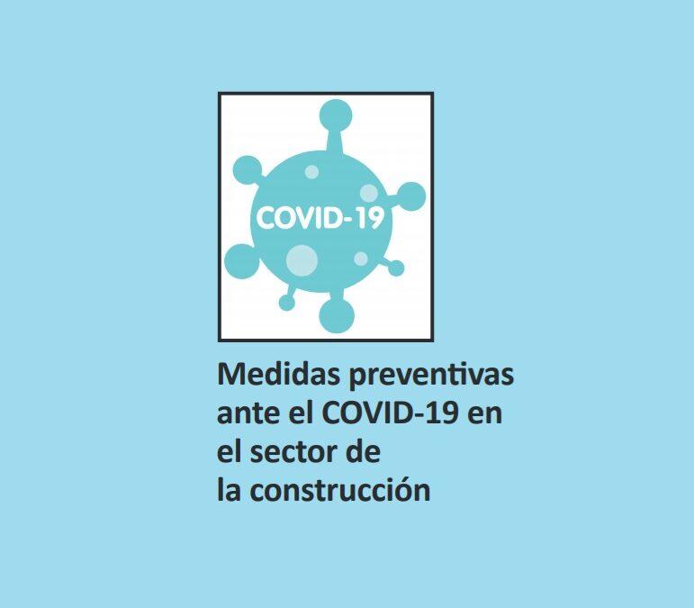 La Fundación Laboral de la Construcción pone a disposición del sector cursos de formación online gratuitos sobre el COVID-19 2 FRECOM