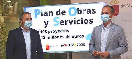 El Plan de Obras y Servicios permitirá realizar más de un centenar de obras de mejora y renovación en 41 municipios de la Región 2 FRECOM