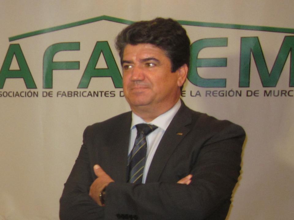 José García-Balibrea Ríos, presidente de AFAREM