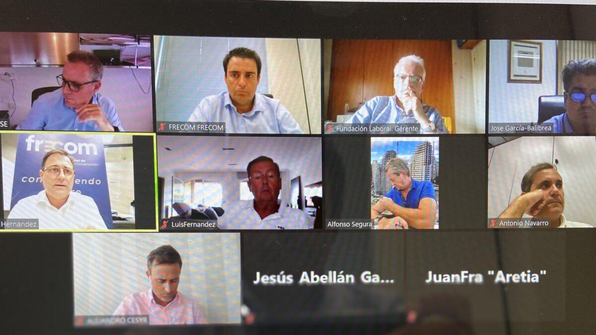 El Consejo de Gobierno de la Federación se celebró el jueves 17 mediante videoconferencia