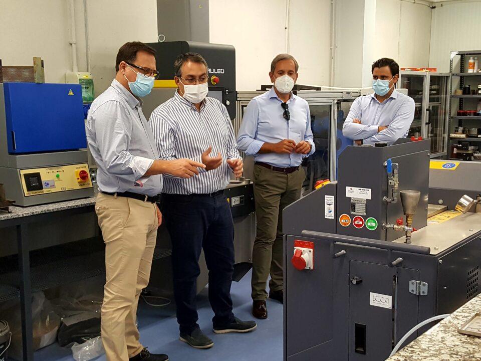 FRECOM y el CTCON acuerdan trabajar de forma conjunta para llevar la innovación tecnológica a las pymes y autónomos del sector en la Región 4 FRECOM