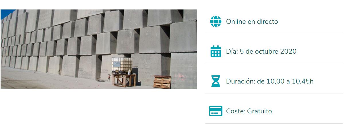 La Plataforma Tecnológica Española de la Construcción organiza una webinar sobre la tecnología del hormigón 2 FRECOM