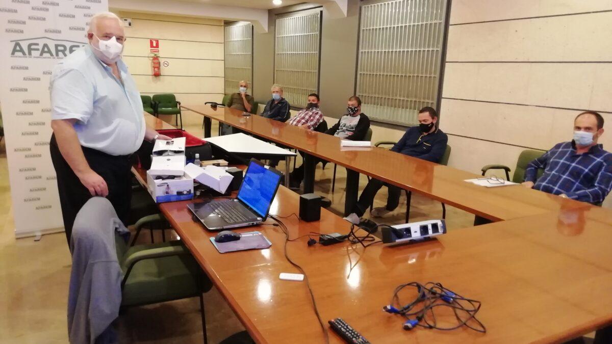 AFAREM organiza cursos de reciclaje en seguridad minera 2 FRECOM
