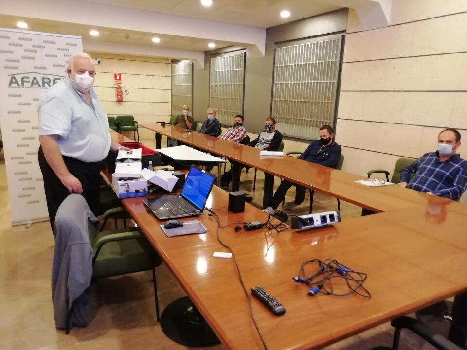 AFAREM organiza cursos de reciclaje en seguridad minera 5 FRECOM