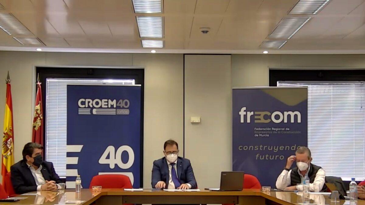 comité ejecutivo de FRECOM