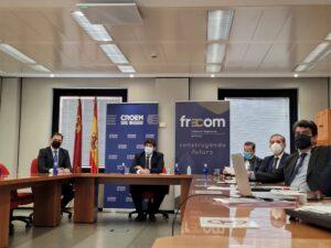 FRECOM pide que el sector de la construcción sea protagonista en la asignación de los fondos europeos de recuperación económica 3 FRECOM