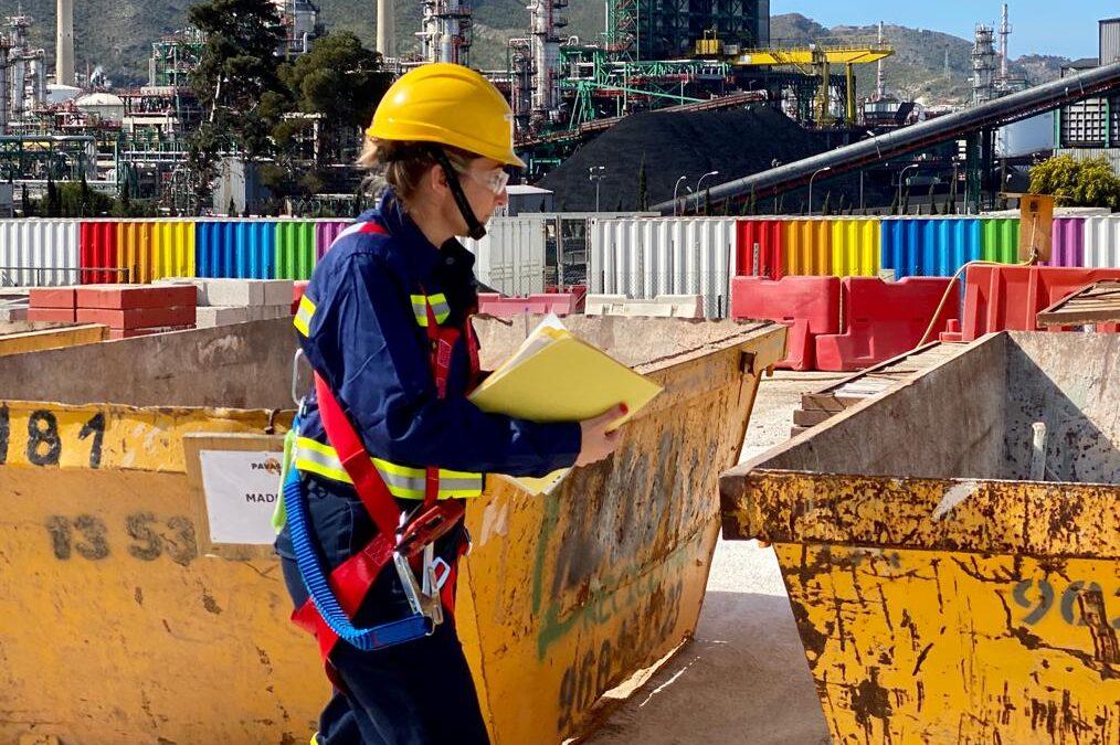 La siniestralidad laboral en la construcción sigue bajando en la Región de Murcia 2 FRECOM