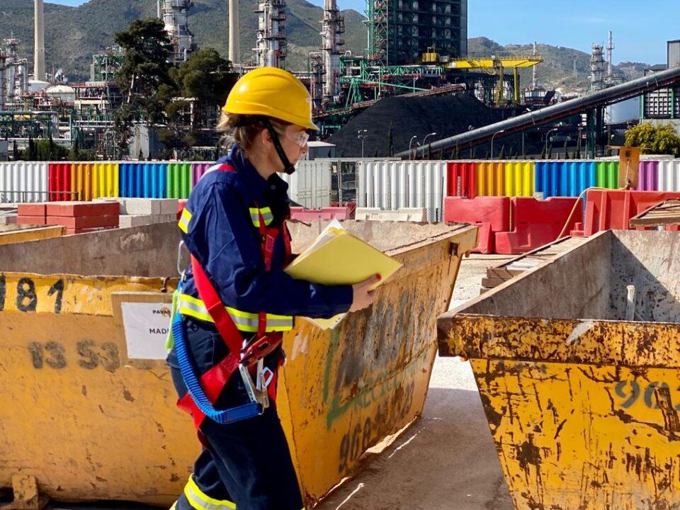 La siniestralidad laboral en la construcción sigue bajando en la Región de Murcia 4 FRECOM