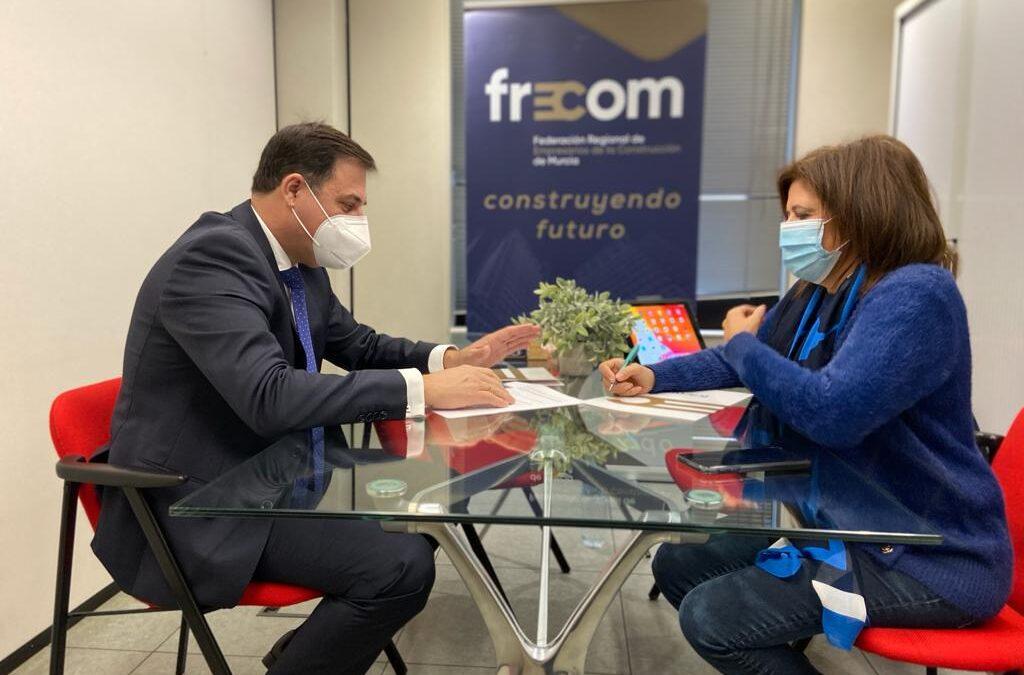 FRECOM y National Nederlanden firman un acuerdo que beneficiará a autónomos y empresas del sector 2 FRECOM