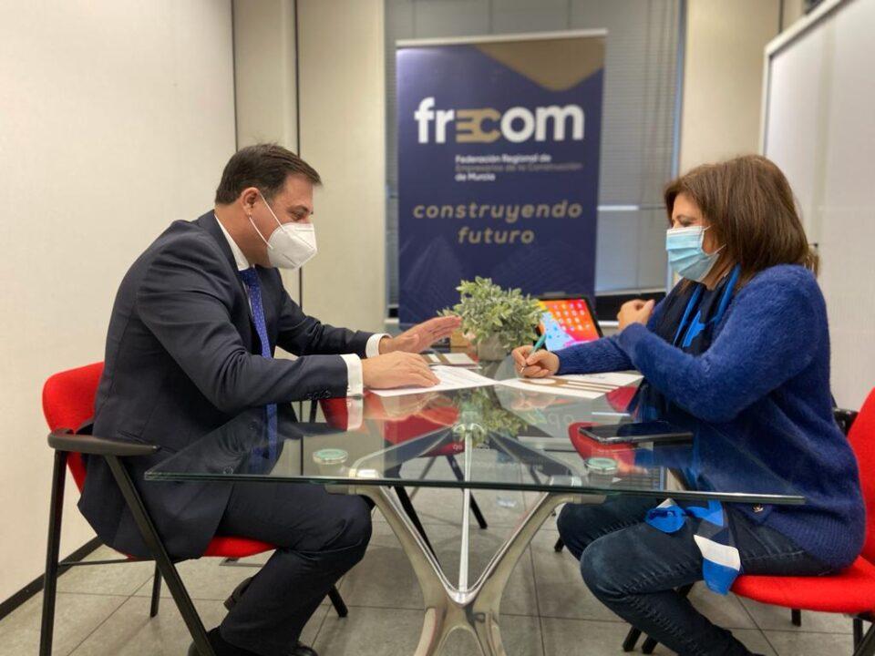 FRECOM y National Nederlanden firman un acuerdo que beneficiará a autónomos y empresas del sector 8 FRECOM