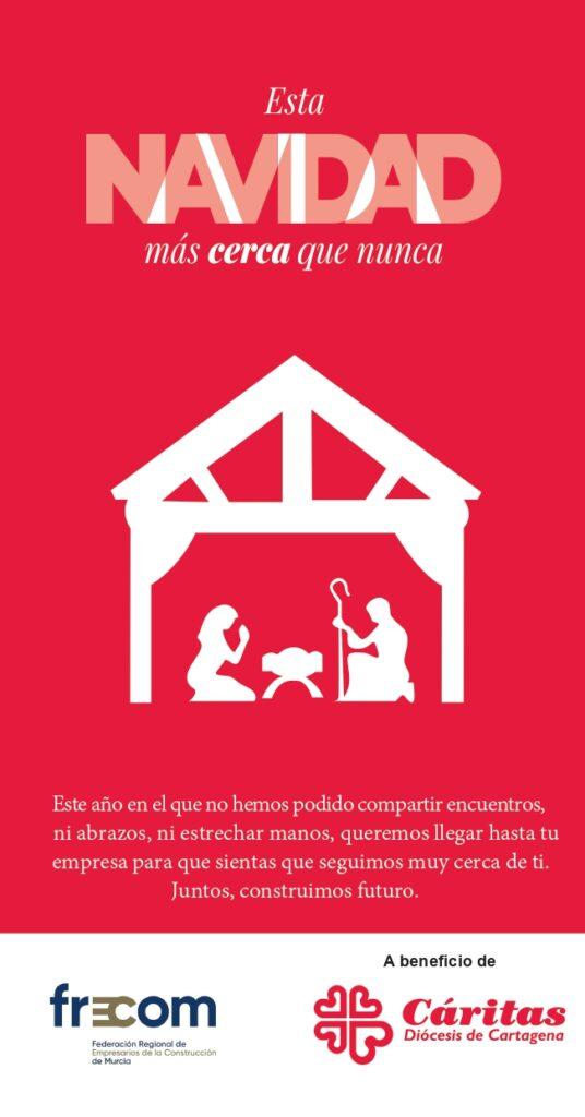 FRECOM llega esta Navidad a las empresas del sector con un mensaje de apoyo y cercanía 3 FRECOM