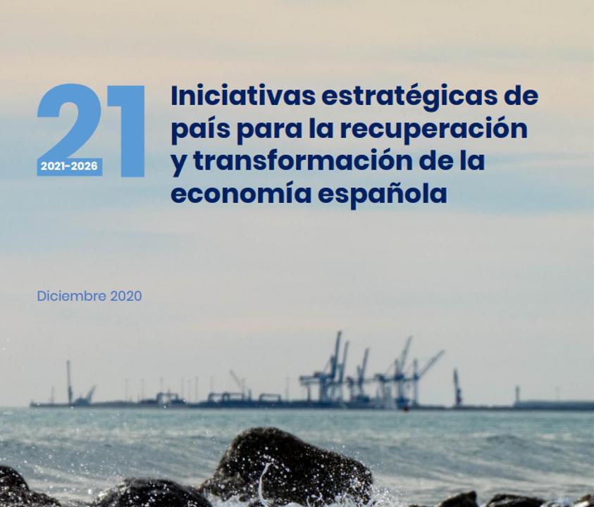 FRECOM respalda las 21 iniciativas de la CEOE para la recuperación y transformación de la economía española 6 FRECOM