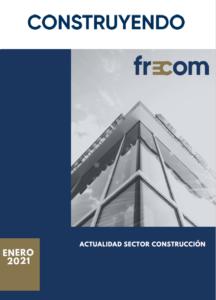 FRECOM lanza 'Construyendo' una nueva publicación digital que acerca a los asociados toda la información y la actualidad del sector 1 FRECOM
