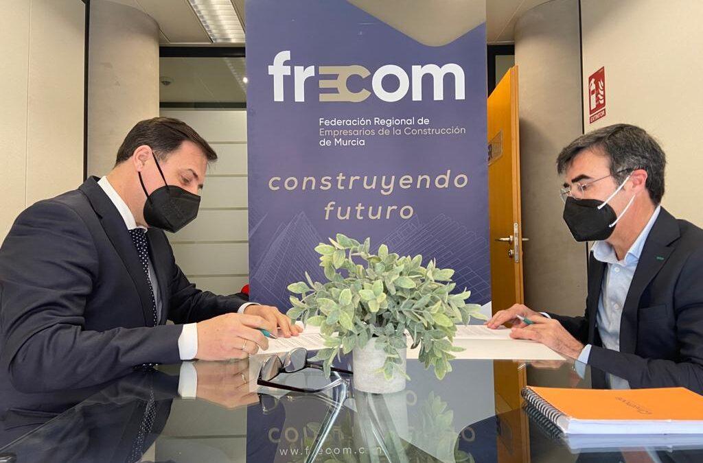 FRECOM suscribe un convenio de colaboración con Methode para asesorar a los asociados en certificados ambientales, de calidad y RSC 2 FRECOM