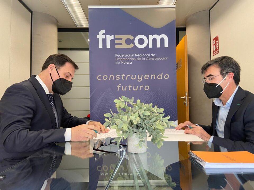 FRECOM suscribe un convenio de colaboración con Methode para asesorar a los asociados en certificados ambientales, de calidad y RSC 10 FRECOM