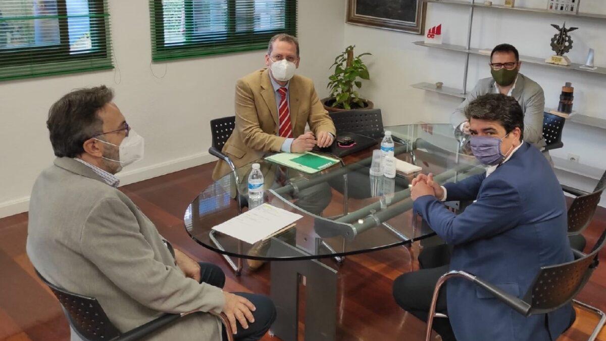 AFAREM se reúne con el nuevo director de Industria para darle a conocer la situación y las necesidades del sector 2 FRECOM