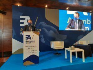 """""""Los fondos europeos son una oportunidad única para la modernización y la digitalización del sector"""" 4 FRECOM"""