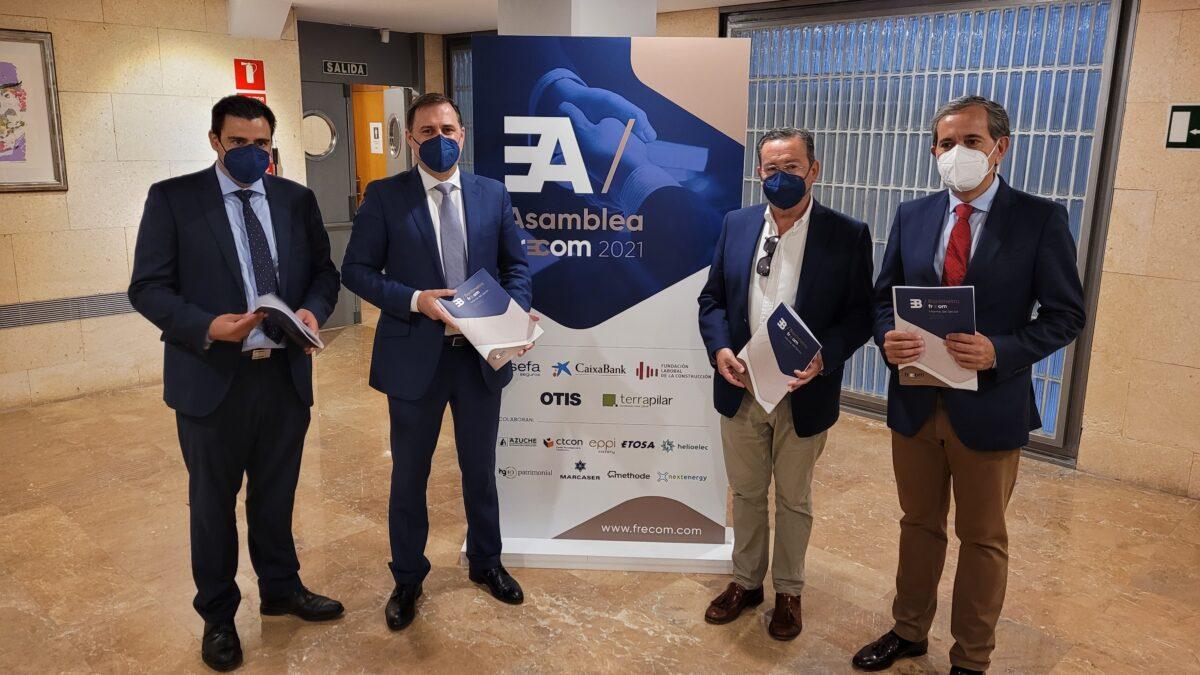 Los Fondos Europeos generarán más de 6.500 empleos en el sector de la construcción en la Región 2 FRECOM