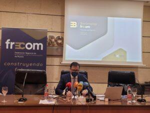 Los Fondos Europeos generarán más de 6.500 empleos en el sector de la construcción en la Región 4 FRECOM