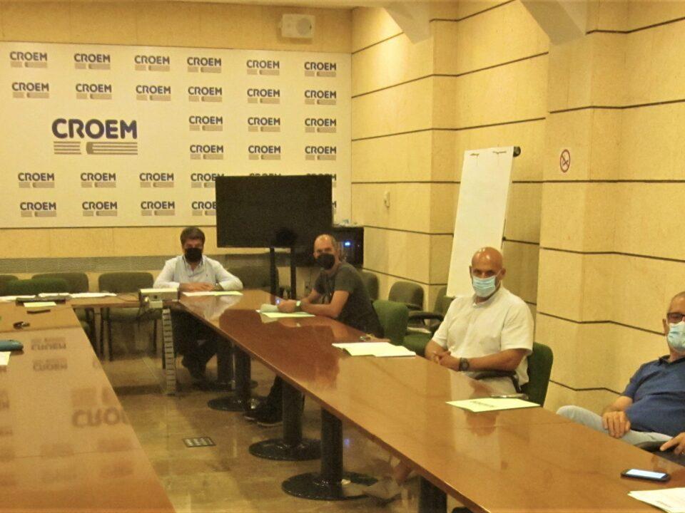 AFAREM celebra su primera Junta Directiva presencial 35 FRECOM