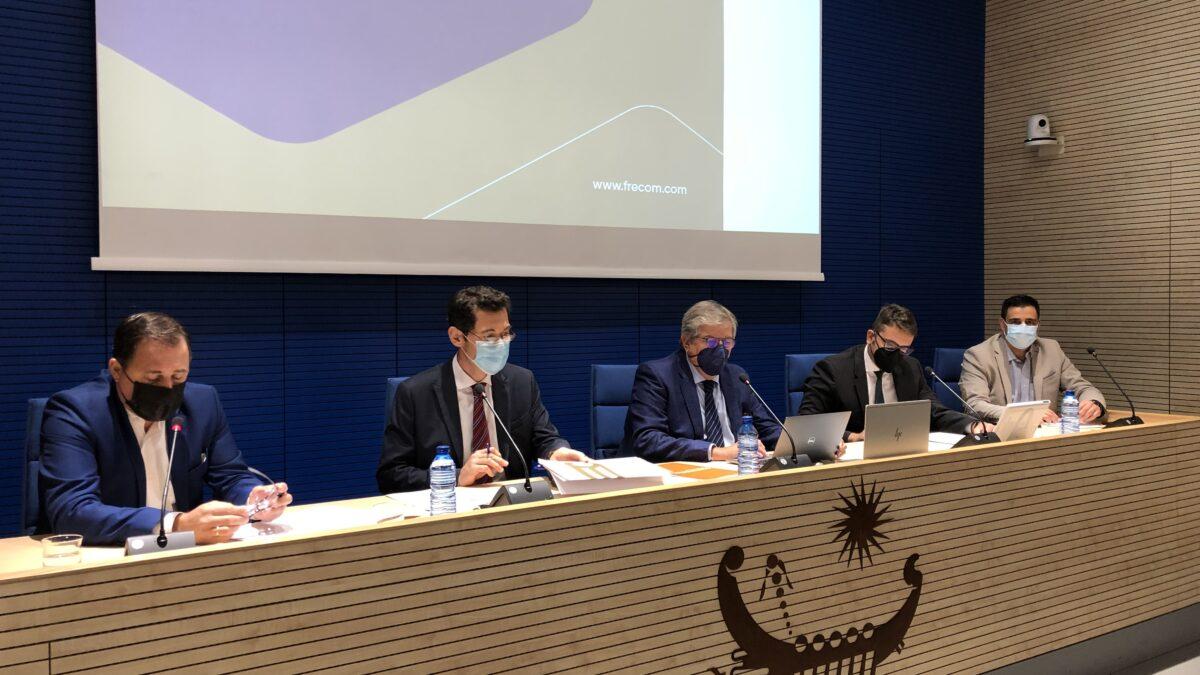 La subida de precios de los materiales y materias primas, grave amenaza para el sector de la construcción 2 FRECOM