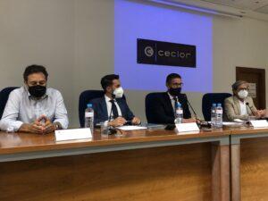 Los empresarios de la construcción de Lorca (UCECON) debaten sobre las ayudas a la rehabilitación de viviendas en su Asamblea General 3 FRECOM
