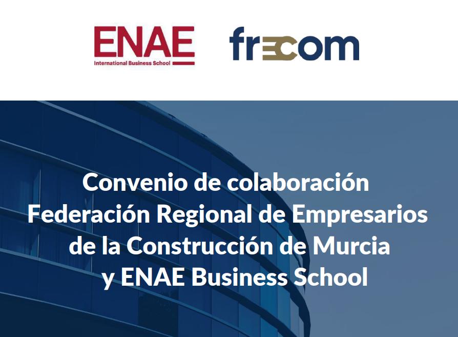 FRECOM recuerda a sus asociados los cursos que ENAE pone a disposición de la patronal 2 FRECOM