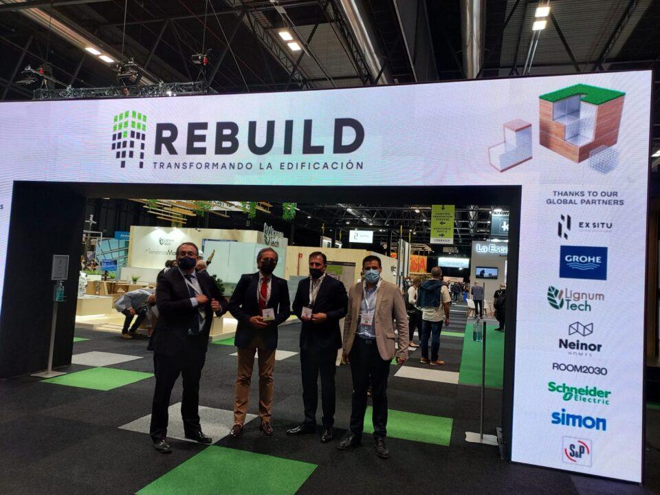 El futuro de la construcción presente en Rebuild 2021 6 FRECOM